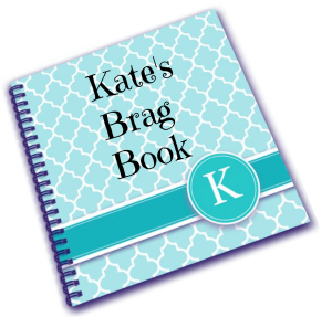 Brag Book Teal
