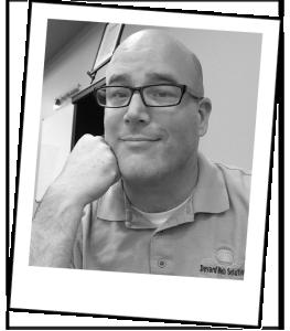 Brian Deckard of Devard Web Solutions designing professional speakers websites